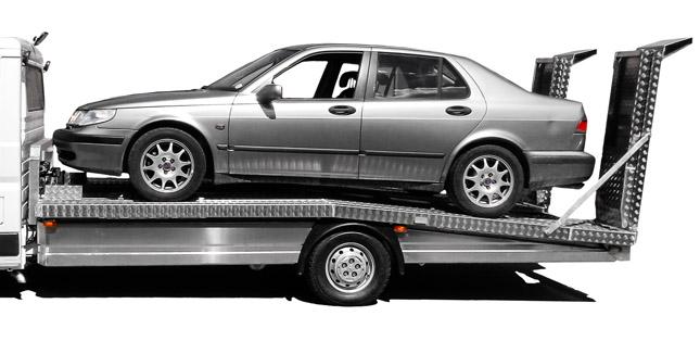 Almeco biltransport påbyggnad 2