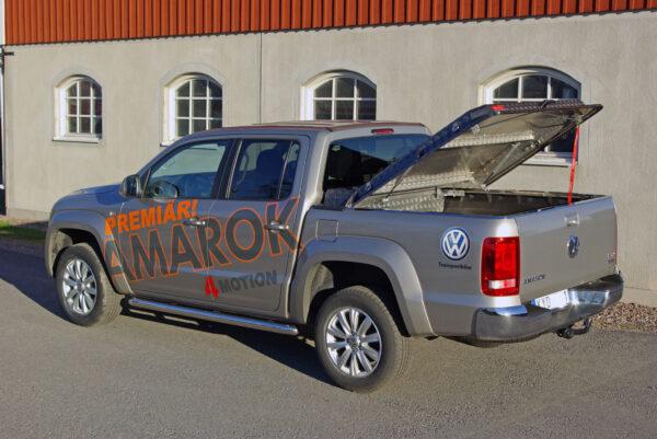 Almecolock flaklock pickup VW Amarok 2010- 5