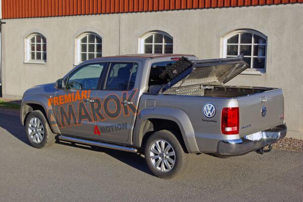 Almecolock flaklock pickup VW Amarok 2010- 6