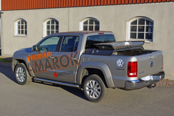 Almecolock flaklock pickup VW Amarok 2010- 7