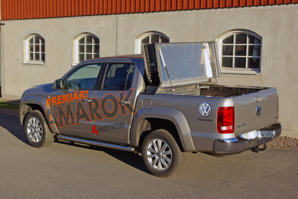 Almecolock flaklock pickup VW Amarok 2010- 8