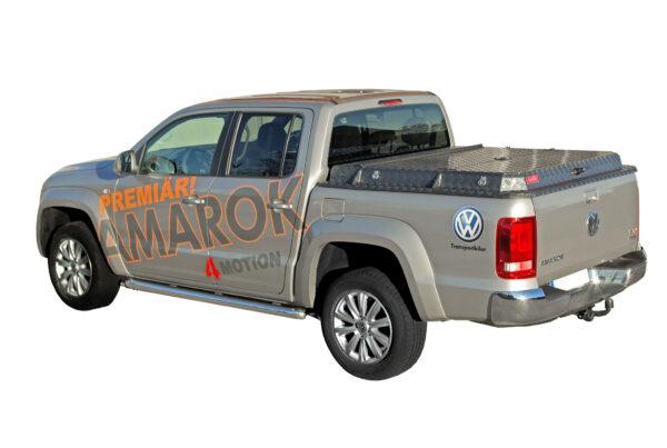 Almecolock flaklock pickup VW Amarok 2010- 2