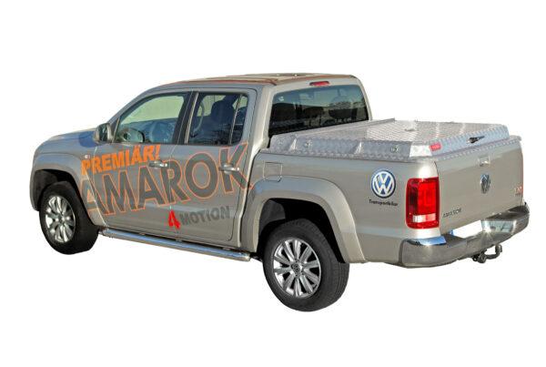 Almecolock flaklock pickup VW Amarok 2010- 3