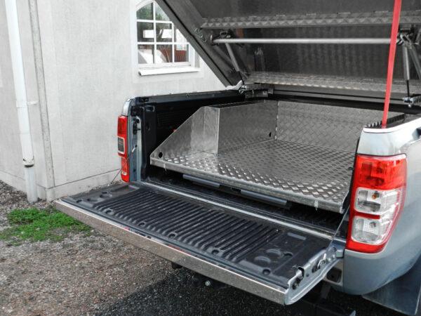 Almecolock flaklock pickup Ford Ranger XL-XLT 2012- 5