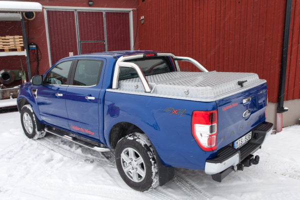 Almecolock flaklock pickup Ford Ranger Limited 2012- 15