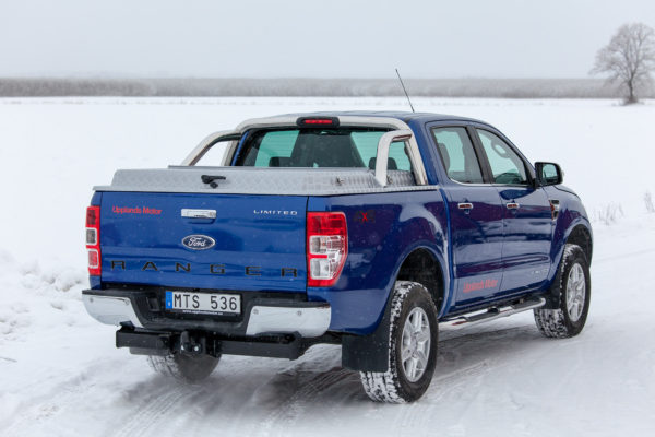 Almecolock flaklock Ford Ranger Limited 2012- 10