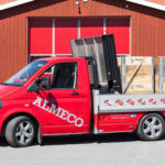 Almecolock flaklock pickup VW Transporter T5 15