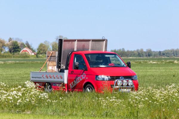 Almecolock flaklock pickup VW Transporter T5 6