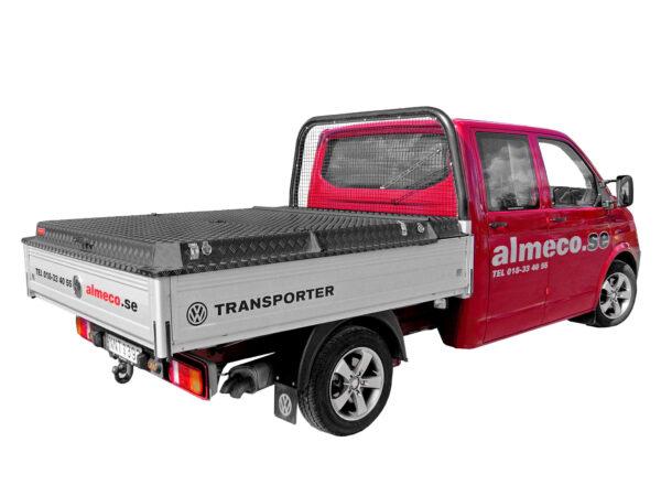 Almecolock flaklock pickup VW Transporter T5 2