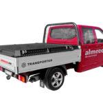 Almecolock flaklock pickup VW Transporter T5 12