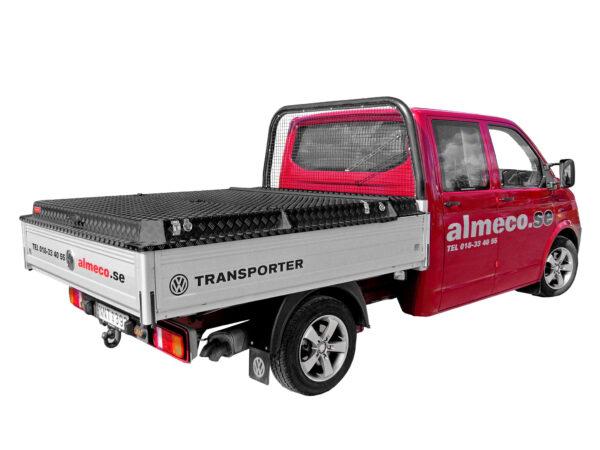 Almecolock flaklock pickup VW Transporter T5 1