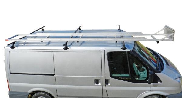 Långlasthållare – lång last på takräcke 2
