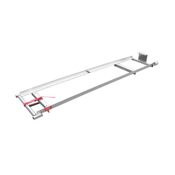 Steghållare för takbågar 1