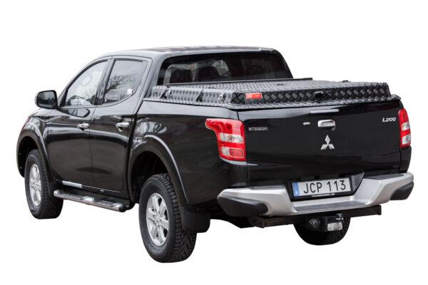 Almecolock flaklock pickup Mitsubishi L200 Double Cab 2015- 1