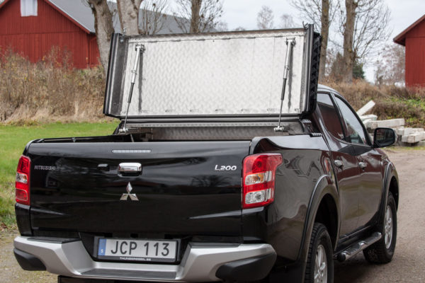 Almecolock flaklock pickup Mitsubishi L200 Double Cab 2015- 5