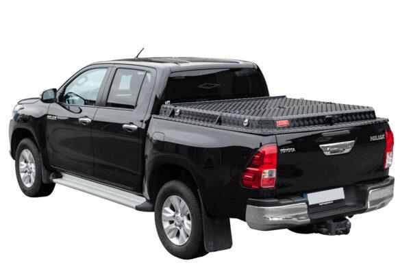 Almecolock flaklock pickup Toyota Hilux 2016- 1