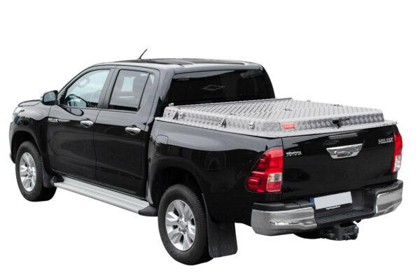 Almecolock flaklock pickup Toyota Hilux 2016- 2