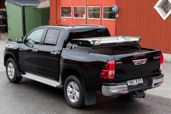 Almecolock flaklock pickup Toyota Hilux 2016- 6