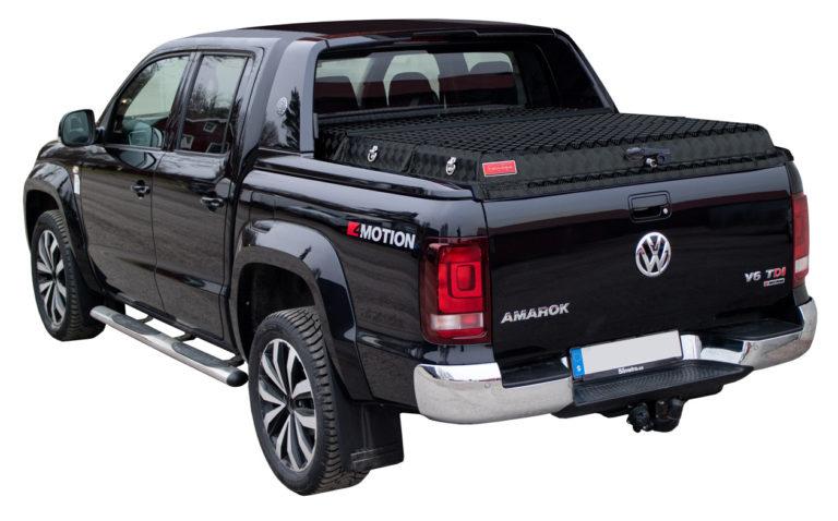 Almecolocket Svart VW Amarok Aventura 2017