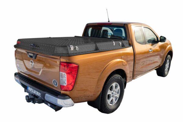 Almecolock flaklock pickup Nissan NP300 Navara King Cab 1½ 2016- 3
