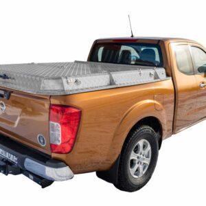 Almecolock flaklock Nissan NP300 Navara King Cab 1½ 2016-