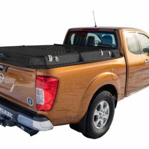 Almecolock flaklock pickup Nissan NP300 Navara King Cab 1½ 2016-