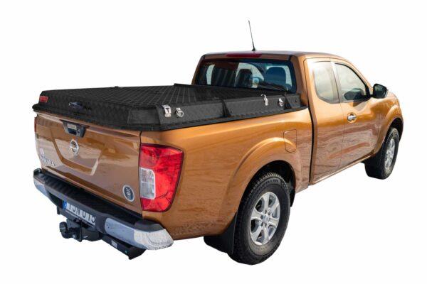 Almecolock flaklock pickup Nissan NP300 Navara King Cab 1½ 2016- 2