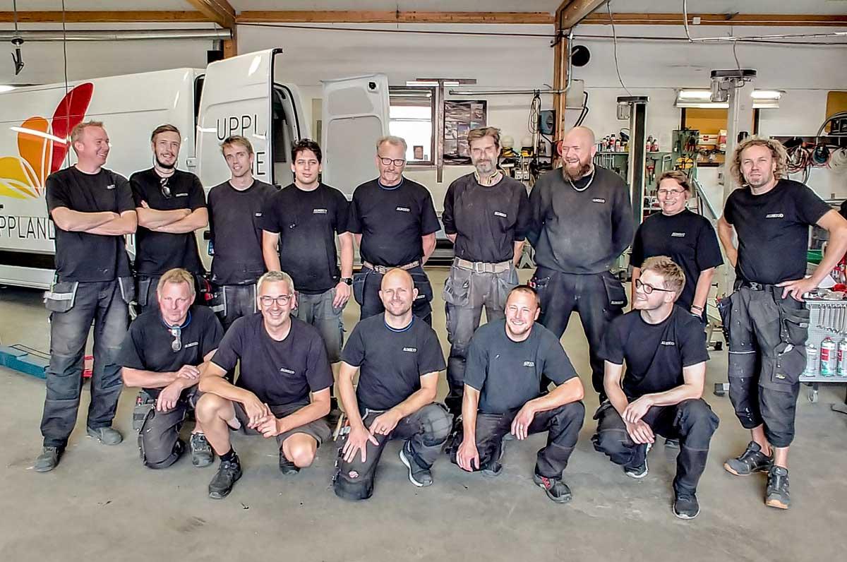 Almeco Svets & Kaross - påbyggare av pickup och yrkesfordon 9