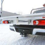 Flakmontering på pickup och lastbil 1