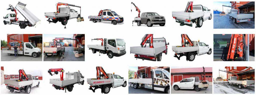 Almeco Svets & Kaross - påbyggare av pickup och yrkesfordon 5
