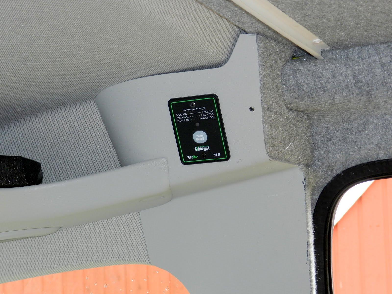 Vägtransportledarfordon VW Caddy Maxi 2