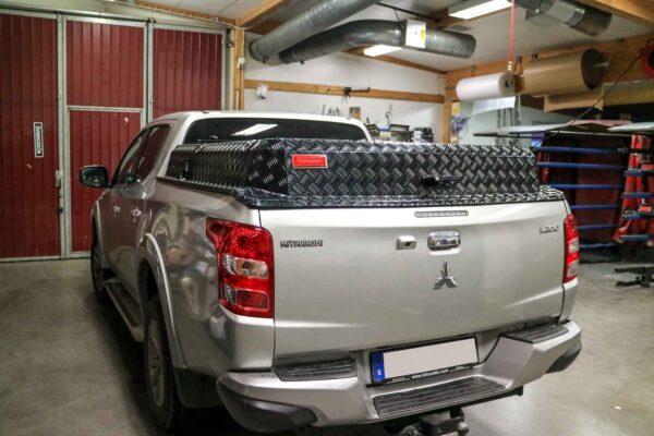 Almecolock XL flaklock pickup med extra höjd 9