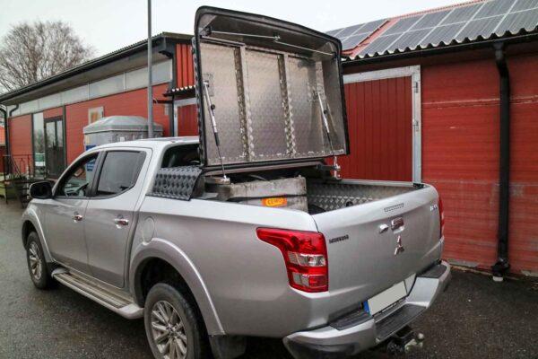 Almecolock XL flaklock pickup med extra höjd 4