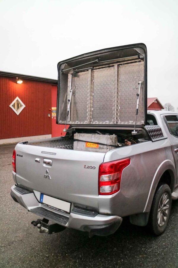 Almecolock XL flaklock pickup med extra höjd 5