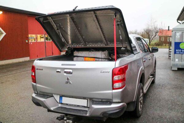 Almecolock XL flaklock pickup med extra höjd 3